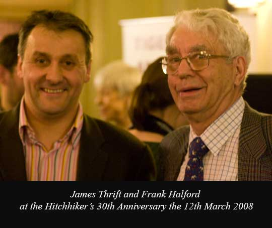 James Thrift and Frank Halford